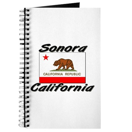 Sonora California Journal