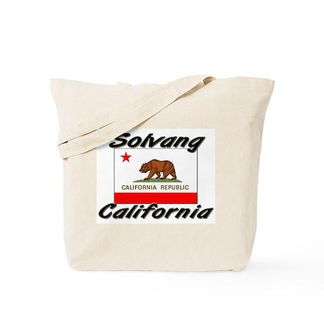 Solvang California Tote Bag