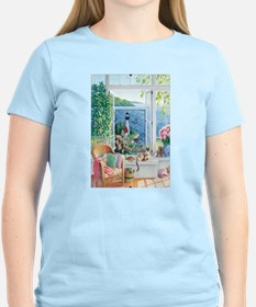 Lighthouse Landscape T-Shirt
