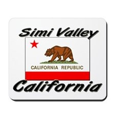 Simi Valley California Mousepad
