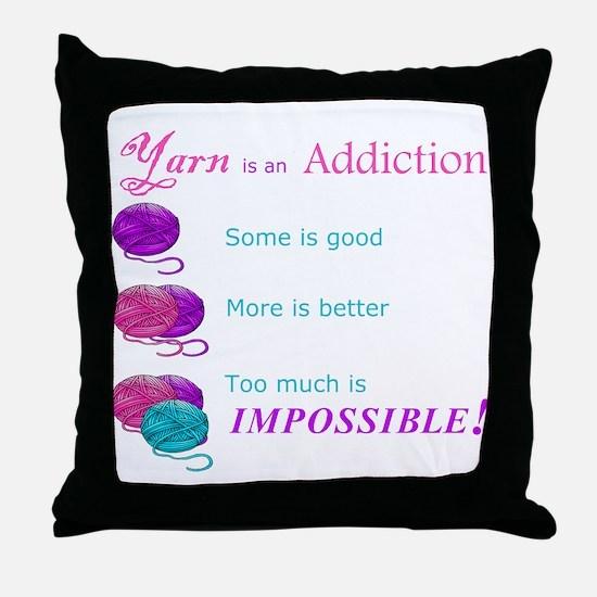 Unique Crafts Throw Pillow