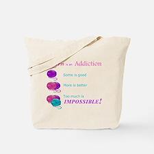 Funny Crafts Tote Bag