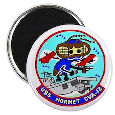 """USS Hornet (CVA 12) 2.25"""" Magnet (100 pack)"""