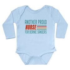 Another Proud Nurse For Bernie Body Suit