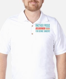 Another Proud Oklahoman For Bernie T-Shirt