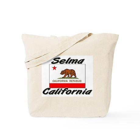 Selma California Tote Bag