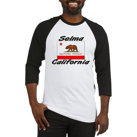 Selma California Baseball Jersey