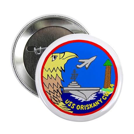 USS Oriskany (CVA 34) Button