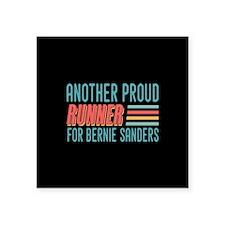 Another Proud Runner For Bernie Sticker