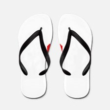 Stay Determined - Undertale Flip Flops