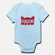 Time Is Meow Body Suit