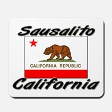 Sausalito California Mousepad