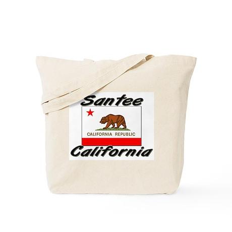 Santee California Tote Bag