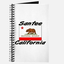 Santee California Journal