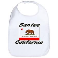 Santee California Bib