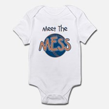 Meet the Mess! Infant Bodysuit
