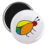 Peace Bug Magnet