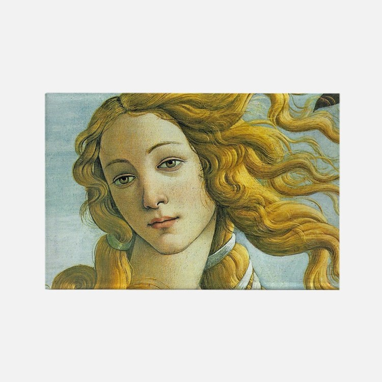 Venus * Sandro Botticelli Magnets