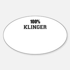100% KLINGER Decal