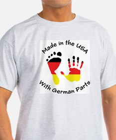 Made With German Parts Kids T-Shirt