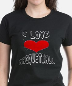 I love Racquetball Games Tee
