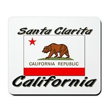 Santa Clarita California Mousepad