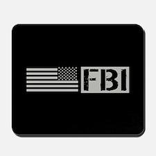 FBI: FBI (Black Flag) Mousepad