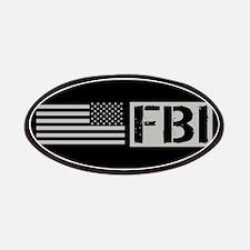 FBI: FBI (Black Flag) Patch