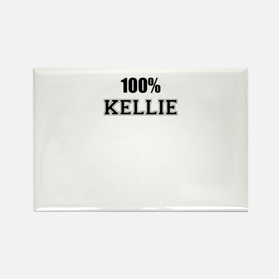 100% KELLIE Magnets