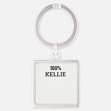 100% KELLIE Keychains