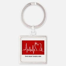 The Beat Goes On - Funny Post-Heart Surgery Keycha