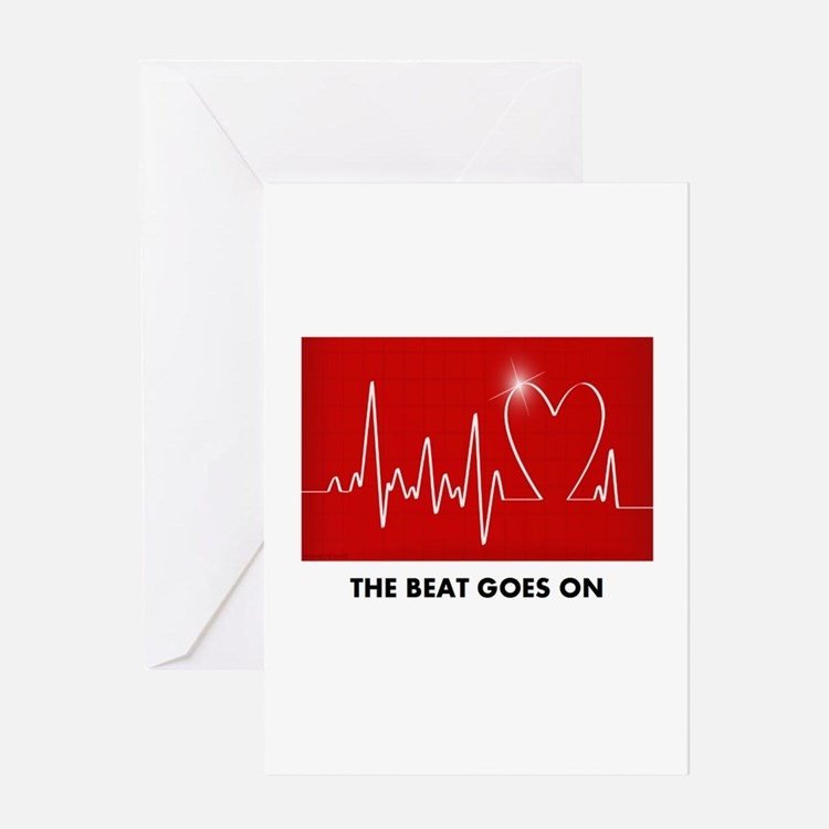 The Beat Goes On - Funny Post-Heart Surgery Greeti