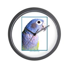 Blue-Headed Pionus - Wall Clock