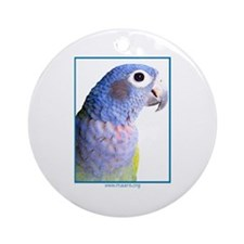 Blue-Headed Pionus - Ornament (Round)