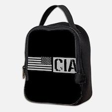 CIA: CIA (Black Flag) Neoprene Lunch Bag