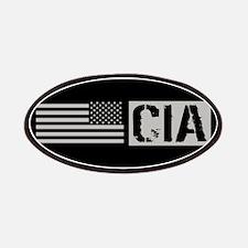 CIA: CIA (Black Flag) Patch