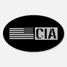 CIA: CIA (Black Flag) Decal