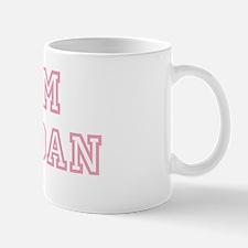 Team Jordan - bc awareness Mug
