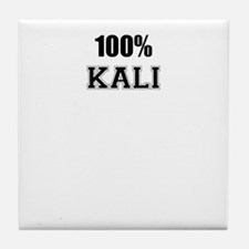 100% KALI Tile Coaster