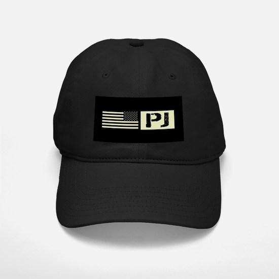 U.S. Air Force: Pararescue (Black Flag) Baseball Hat