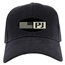 U.S. Air Force: Pararescue (PJ) Black Fl Baseball Hat