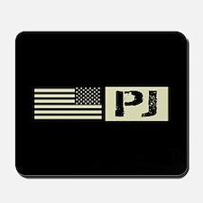 U.S. Air Force: Pararescue (Black Flag) Mousepad