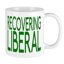 Recovering Liberal Mug