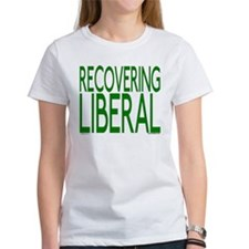 Recovering Liberal Tee