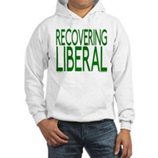 Recovering Liberal Hoodie