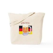 German Beer Prost Tote Bag