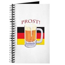 German Beer Prost Journal