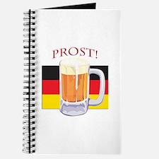 German Beer Prost Journal