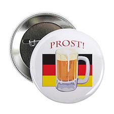 German Beer Prost Button