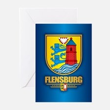 Flensburg Greeting Cards